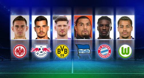 Mit allen Bundesliga-Neuzugängen – Jetzt beim TM-Managerspiel mitmachen!