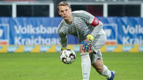 Neuer at the top: The most expensive goalkeepers in the Bundesliga