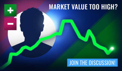 Market value boards - Get involved and help Transfermarkt determining values!