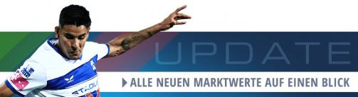 © imago images - Alle Marktwertänderungen in der 1.HNL auf einen Blick (Link)