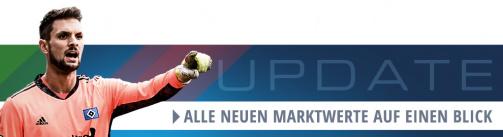 © imago images/TM - Marktwertupdate in der 2. Bundesliga; Zu allen Änderungen