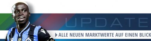 Marktwerte der belgischen Jupiler Pro League