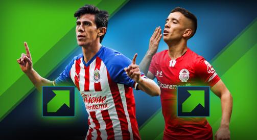 Todos los nuevos valores de mercado de la Liga MX.