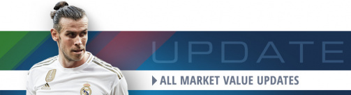 Bale & Co. - All new LaLiga market values