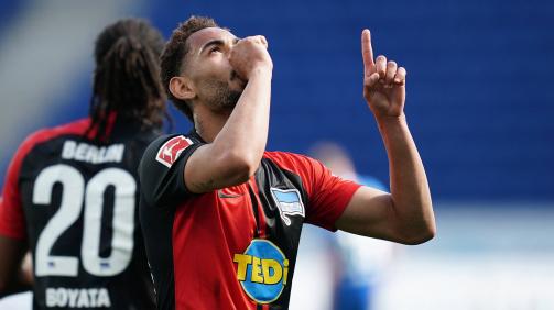 Mit Tousart & Co.: Der Hertha-Kader der kommenden Saison