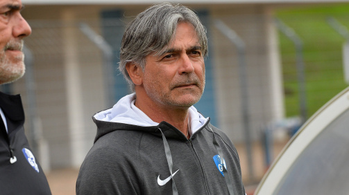 Grenobles neuer Trainer Maurizio Jacobacci