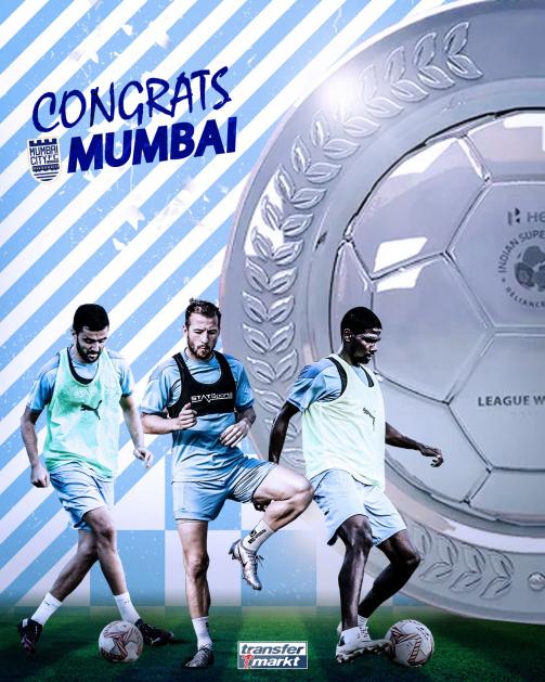 MUMBAI CITY CHAMPIONS