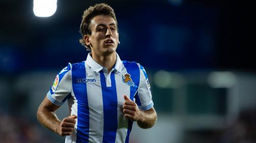 Mikel Oyarzabal en el top 5 de los más valiosos de la Europa League.