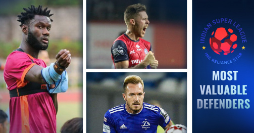 GALLERY: ISL's Most Valuable Defenders