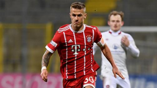 Niklas Dorsch spielte vor seiner Zeit beim 1. FC Heidenheim 61-mal für den FC Bayern II und einmal für die Profis