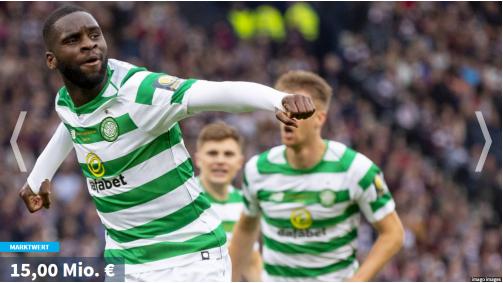 Edouard an der geteilten Spitze: Die wertvollsten Profis der Premiership