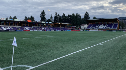 Pacific FC vs Vancouver Whitecaps will take place at the Starlight Stadium on Thursday