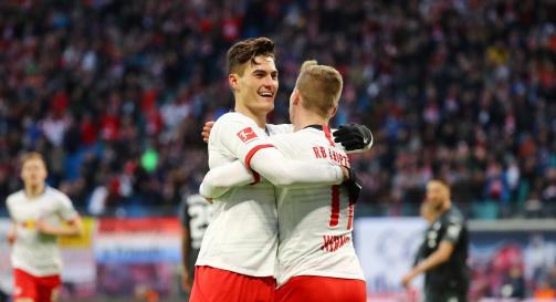 Schick, Werner & Co.: Die wertvollsten Mittelstürmer der Bundesliga