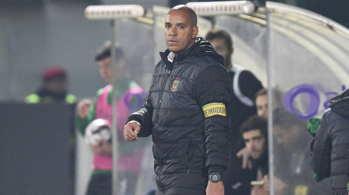 Pepa, treinador do Paços de Ferreira desde Setempbro 2019 ©imago images