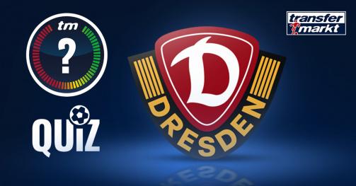 TM-Quiz: 10 Fragen zu Dynamo Dresden