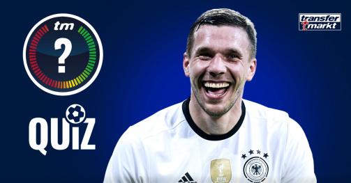 © Transfermarkt - Was weißt du über Karriere von Lukas Podolski? Teste dein Wissen in unserem Quiz!