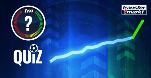 © Transfermarkt - Was weißt du über die Marktwertgewinner 2020? Teste dein Wissen in unserem Quiz!