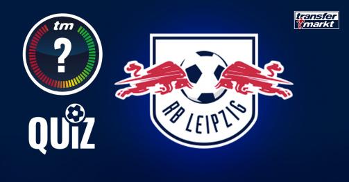 Jetzt mitspielen und 10 Fragen über RB Leipzig beantworten