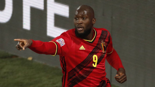 Romelu Lukaku is joint 4th most valuable player in the world