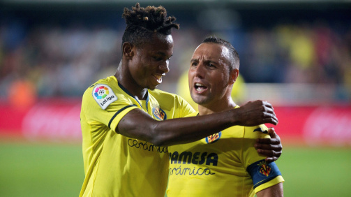 Cazorla has spoken highly of Chukwueze