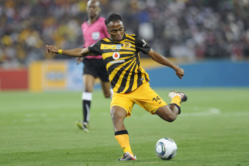 Tshabalala for Kaizer Chiefs in the MTN8