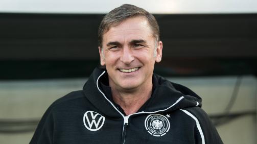 U21-Nationalcoach – und bald Bundestrainer? Niklas Dorsch schätzt die Fähigkeiten von Stefan Kuntz
