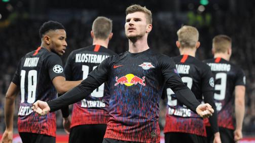 Werner nicht in der Top-10: Rekordeinkäufe von RB Leipzig (Galerie)