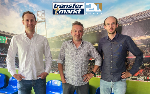 Lars Gantenberg, Matthias Seidel & Thomas Lintz (from left to right)