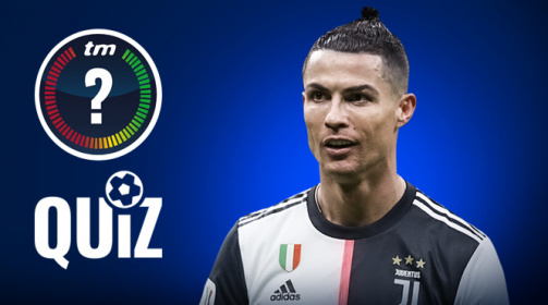 Ronaldo Quiz: Play to check how much you know him!