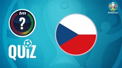Jetzt mitspielen: 10 Fragen über die tschechische Nationalmannschaft