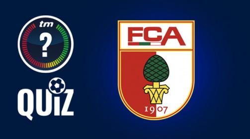 TM-Quiz: 10 Fragen zum FC Augsburg