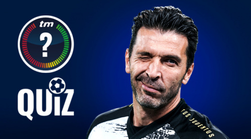 Quiz zu Gianluigi Buffon