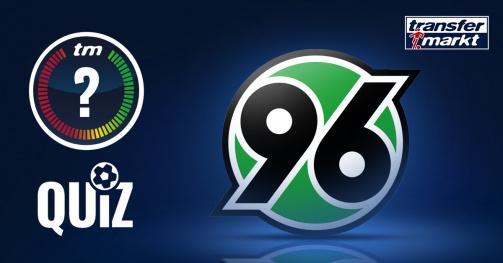 © Transfermarkt - Was weißt du über Hannover 96? Teste dein Wissen in unserem Quiz!