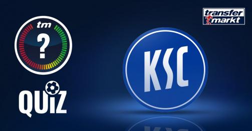© Transfermarkt - Was weißt du über den KSC? Teste dein Wissen in unserem Quiz!