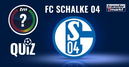 TM-Quiz: 10 Fragen zu Schalke 04
