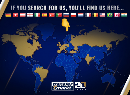 The TM team is growing around the globe