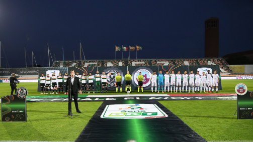 The Stadio Pierluigi Penzo does not currently fulfill Serie A standards