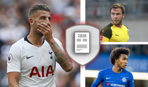 Götze & Co.: The Most Valuable Free Agents