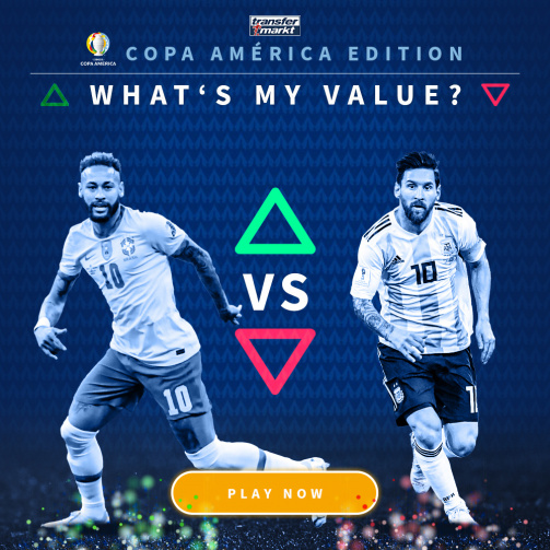 What's My Value? Copa América Edition