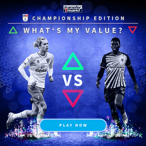 "New Championship edition of the ""What's my value?"" game - Play it now!"