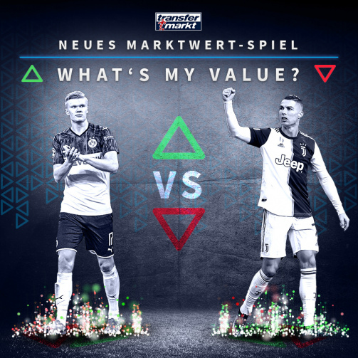 CLICK TO PLAY: What's My Value Bundesliga Edition