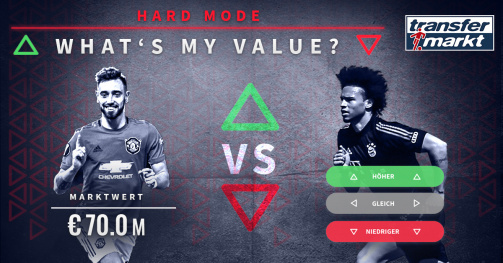 What's My Value Game - Hard Mode: Only for Ultra Legends