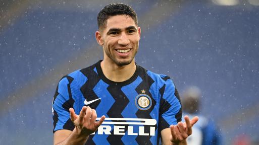 Achraf Hakimi - Player profile 20/21   Transfermarkt