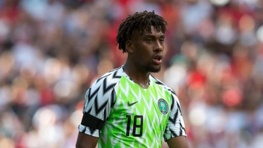 Alex Iwobi - Player Profile 19/20 | Transfermarkt