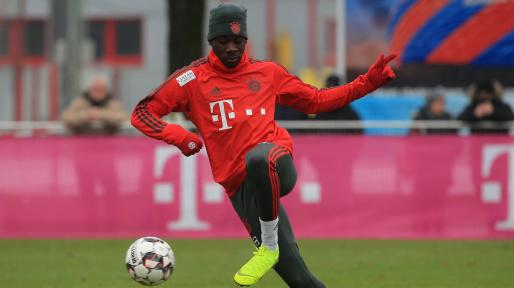 Davis Bayern MГјnchen