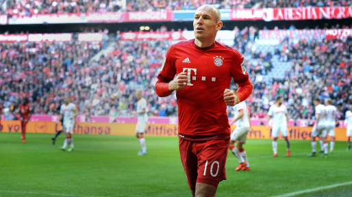 Arjen Robben Transfermarkt