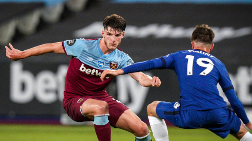Declan Rice - Player profile 20/21 | Transfermarkt