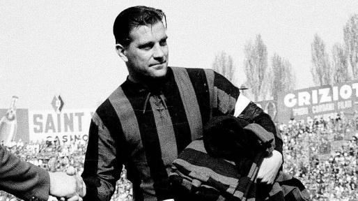 Gunnar Nordahl - Profil du joueur   Transfermarkt