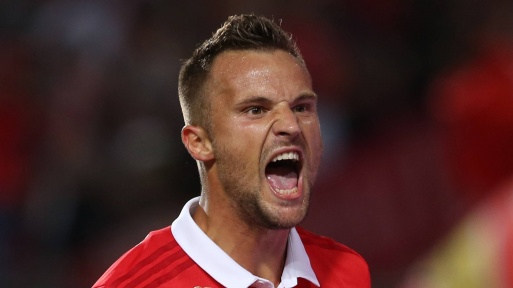 Haris Seferovic Player Profile 20 21 Transfermarkt