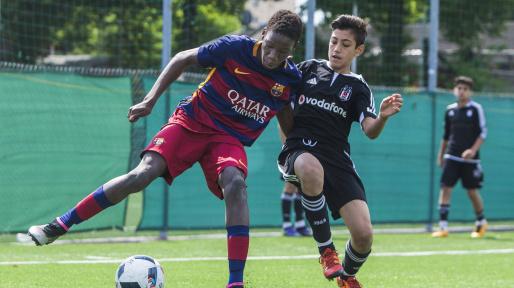 Ilaix Moriba - Player profile 20/21 | Transfermarkt